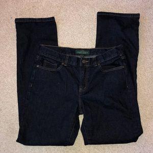 ❣️ Lauren Ralph Lauren Modern Slim Jean